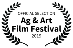 OFFICIAL SELECTION - Ag Art Film Festival - 2019